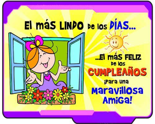 feliz cumple a mis dos amigas !!! : cumpleaño feliz(8) te deseo yo a ti(8) feliz cumpleaños yael(8) k los cumplas feliz(8) cumpleaño feliz(8) te deseo yo a ti(8) feliz cumpleaños carito(8) k los cumplas feliz(8) bueno feliz cumple a mis dos amigitas por k las kiero muxiomuxio y les deseo lo mejor a las dos. tambien a mis amigos pm los de anoxe xdddd! ose a mi hermano yiyo la kati la mika la nani la ingrid el xexo mi love?gustavo? lo pase super s