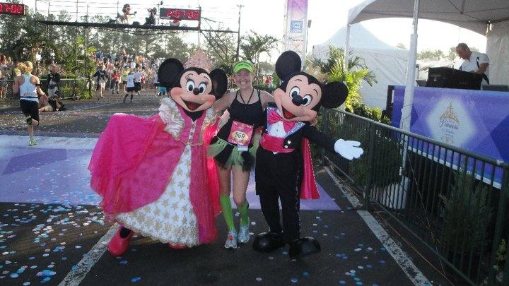 Love this blog about 2011 Disney Princess Half Marathon www.runfastermommy.com