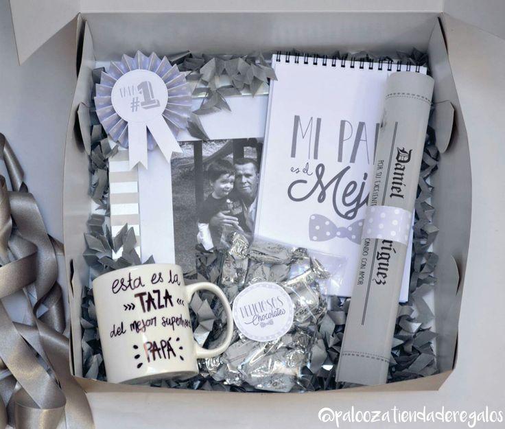 Día del padre / Silver kit / fathers day idea / gift idea / regalos papá