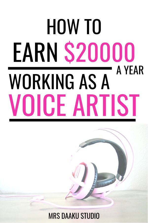 Become a Voice Artist and earn a full time income 2019 – I Heart Frugal | Saving Money & Making Money + Blogging Tips & Frugal Living Tips