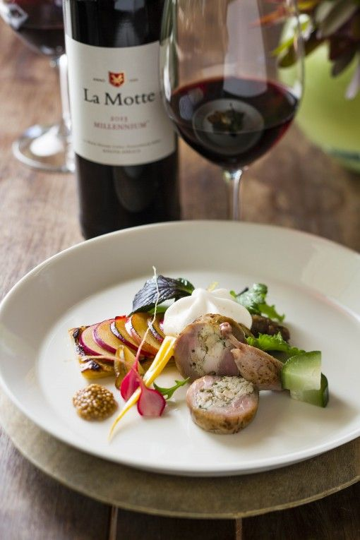 Pierneef La Motte celebrates late summer with innovative use of seasonal ingredients