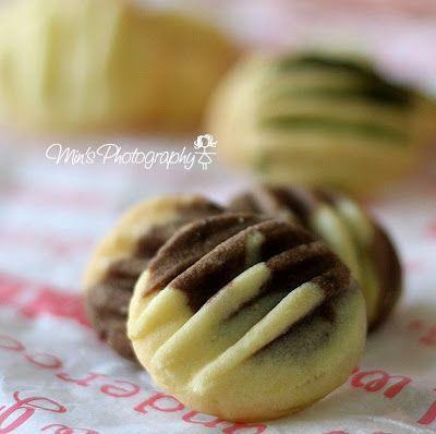 Min's Blog: 新年饼 Chinese New Year's Cookies
