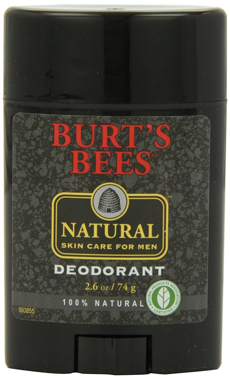 Burt's Bees Men's Deodorant, 2.6 Ounce Units ** Check this awesome image  : Natural Beauty Care