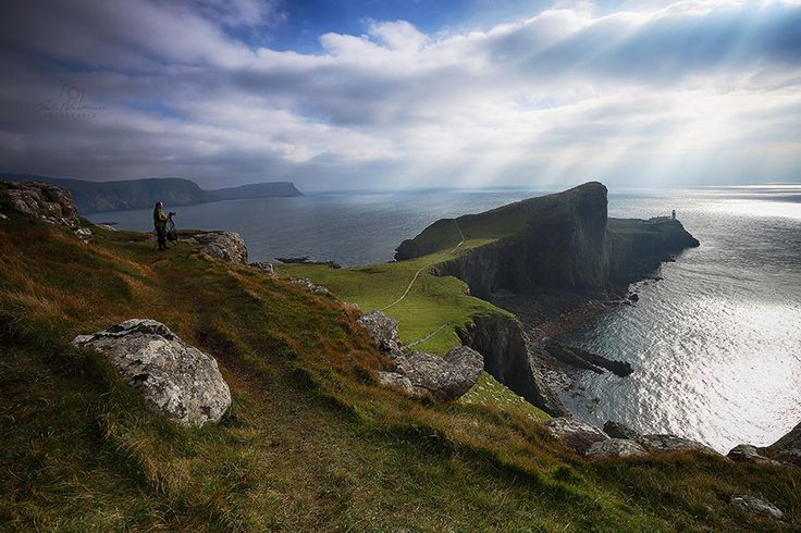 neist point isle of skye scotland schottland photographer bucht meer fotografie. Black Bedroom Furniture Sets. Home Design Ideas