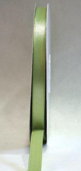 Nastro doppio raso verde salvia H.10 mm lungo 50 mt. Verdino per confezionare delicate bomboniere per Matrimonio, Comunione e Cresima. Decorazioni. By C&C Creations Store