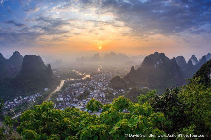 Laozhai Sunrise by David Swindler on 500px