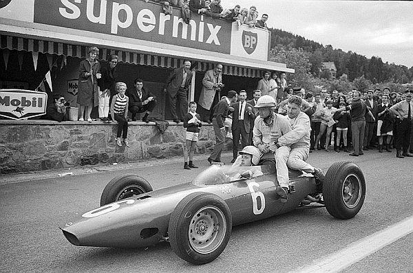 F1 Belgian GP Baghetti