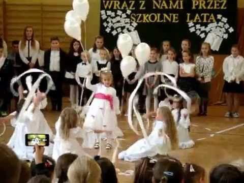 Taniec Śnieżynek Czarna Woda 2016 - YouTube
