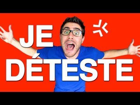 ▶ CYPRIEN - Je déteste ! - YouTube