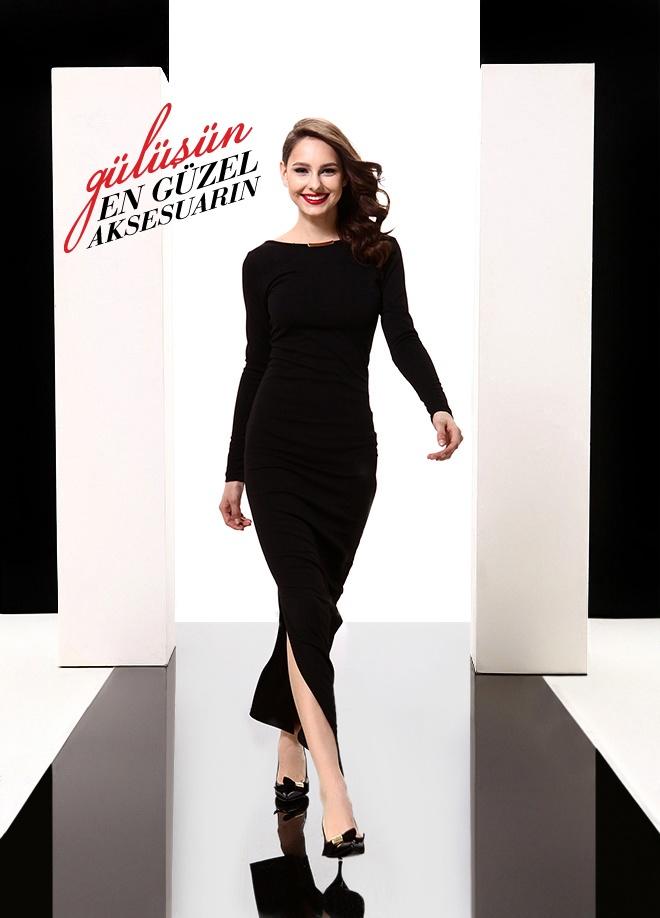 Be Street Lady Elbise Markafoni'de 79,99 TL yerine 39,99 TL! Satın almak için: http://www.markafoni.com/product/3616681/