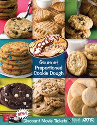 Cookie Dough Fundraiser - Up to 80% Profit! Cookie Dough Fundraising Ideas!