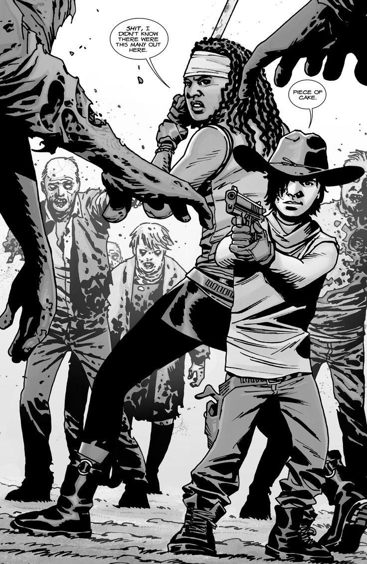Walking-Dead Comic