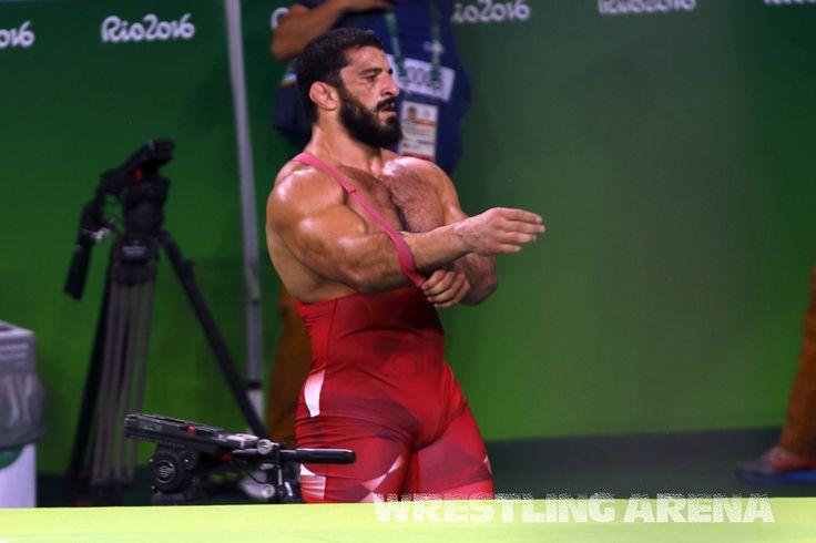 RIO 2016 OLYMPIC GRECO-ROMAN WRESTLING 98KG