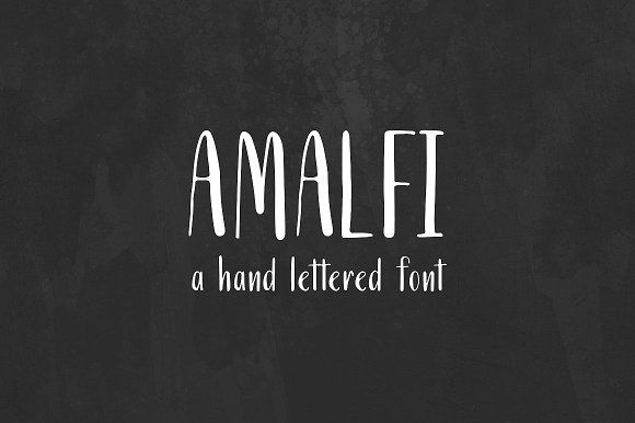 Amalfi. A Cyrillic and Roman Font by Ink and Honey Shop on @creativemarket