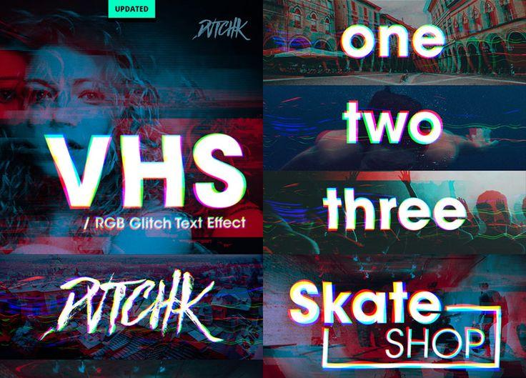 Vhs Effect Premiere Adobe Trial