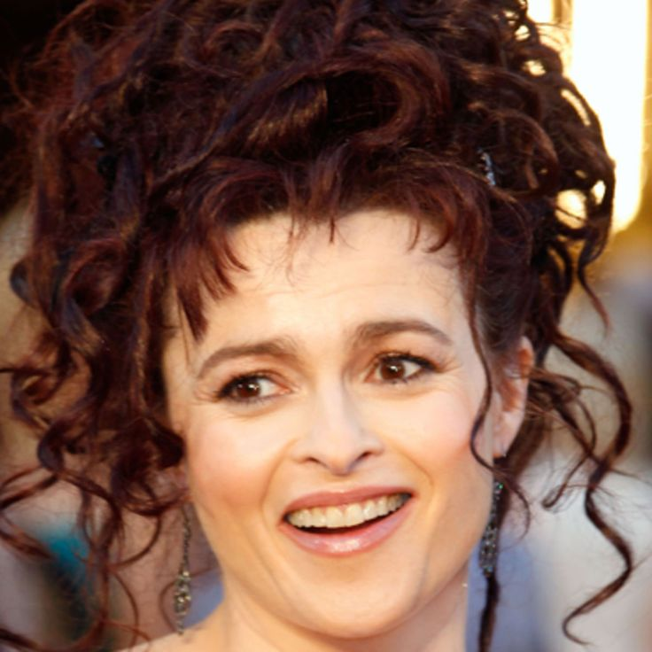 "Actress Helena Bonham Carter (""A Room With a View,"" ""Howard's End,"" ""Fight Club,"" ""Big Fish,"" The King's Speech,"" ""Les Misérables"") (50)"