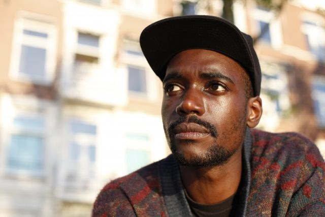 Amsterdam Week: Rolling Artist - Sergio Hasselbaink - Be-Mag