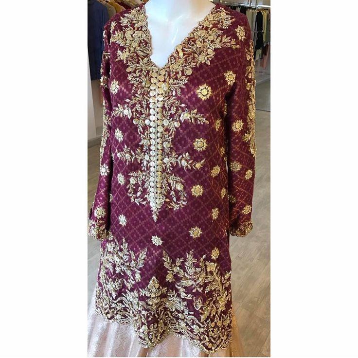 Available for custom order. To order online, please email us at: theluxurious786@gmail.com or dm us for more details. #indianbridalwear #desiwedding #indianwedding #pakistanibride #pakistanidresses #desicouture #bridaldresses #pakistanfashion #farahtalibaziz #zarashahjahan #fashionillustration #shadi #pakistanibridalwear #republicwomenswear #palaisindochine #nomiansari #pakistaniwedding #weddingseason #instafashion #saniamaskatiya #ammarakhan #bridalcouture #fashionblogger #elanbridal…