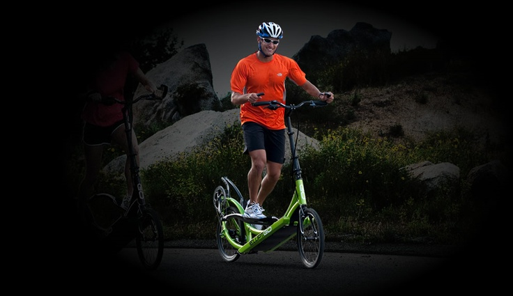 Elliptigo yes please! #FitFluential #fitnessbucketlist