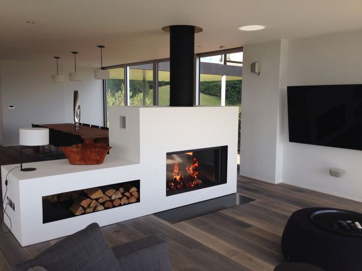 Another great Hagley Stoves installation, the Stuv 21/125 double sided looks fantastic.