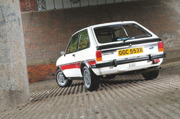 Ford Fiesta 1300 Supersport