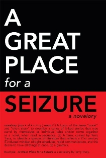 A Great Place for a Seizure (Terry Tracy)  A Great Place for a Seizure is a funny, sarcastic poignant look at life with a disability without the misery approach but rather an honest, humorous, touching taste for real life. It's a story about the choices we make that make us who we are, regardless of whether someone has a life with or without epilepsy.