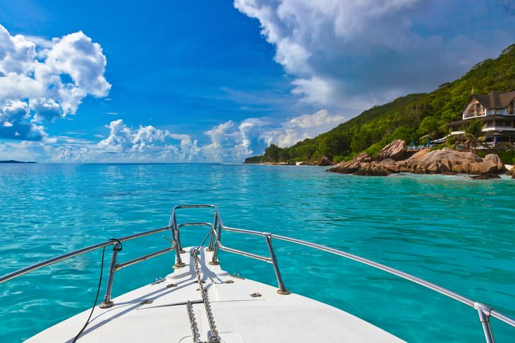 Peaceful boat on the ocean  #boat #ocean #fun #peace