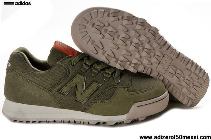 Buy New New Balance NB H710LOGR low Army Green For Men shoes Soccer Boots For Sale