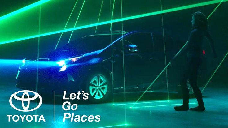Introducing Prius Sense Room | 2016 Prius | Toyota