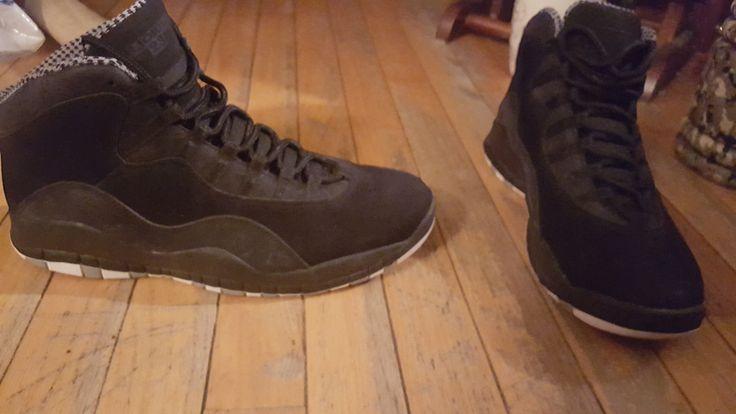 Come list sneakers for FREE! Jordan 10 stealths size 11 #sneakerfiend #flykicks #snkrhds #instakicks #sneakerheads #shoegame #airjordan - http://sneakswap.com/buy-retro-sneakers/jordan-10-stealths-size-11/