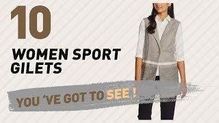 Women Sport Gilets Amazon Uk Best Sellers Collection // Womens Fashion 2017