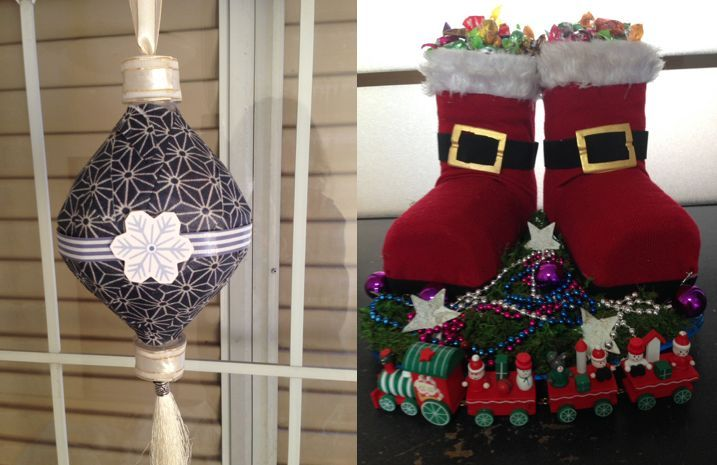 1000 images about plastic bottle crafts on pinterest for Recycled christmas decorations using bottles