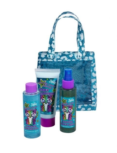 Cotton Candy Toiletry Gift Set | Girls Spa Accessories Beauty | Shop Justice