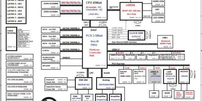 [View 34+] Hp Pavilion G6 Schematic Diagram Free Download