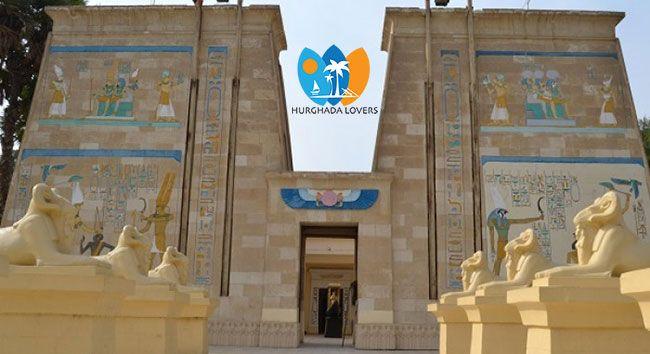 القرية الفرعونية اهم الاماكن السياحية الثقافية لاثار المصرية