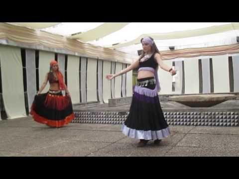 Arabesk Troupe - Viagem Medieval, por joao viola