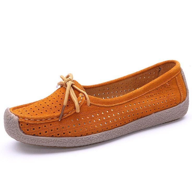 desenfadado zapatillas hecho del cuero del Zurriago - Fucsia - fucsia, 41 EU