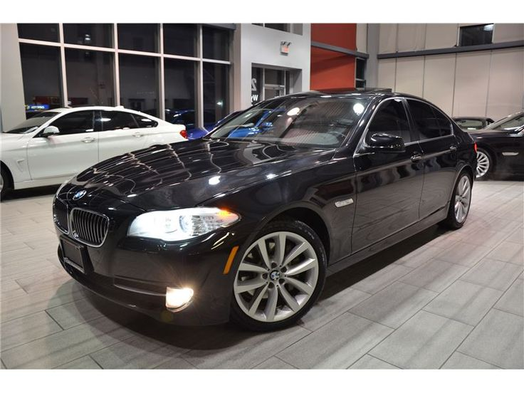 2013 BMW 535I xDrive (F10) 1-Owner With Only 51.110 km! – Oakville