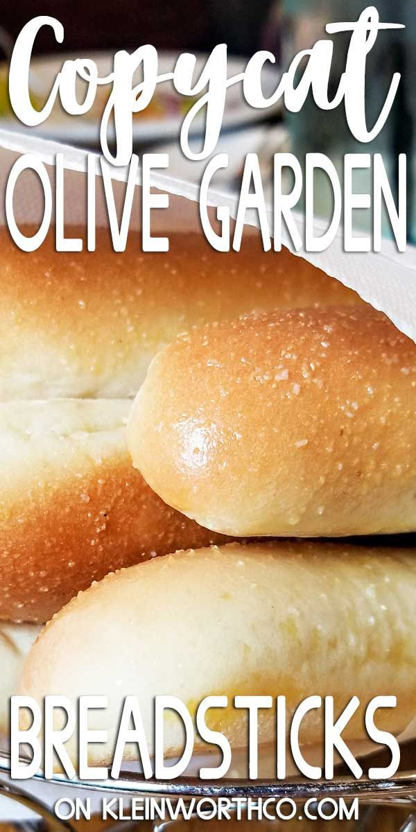 Copycat Olive Garden Breadsticks In 2020 Bread Recipes Homemade Bread Sticks Recipe Olive Garden Breadsticks