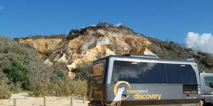 fraser island discovery tour