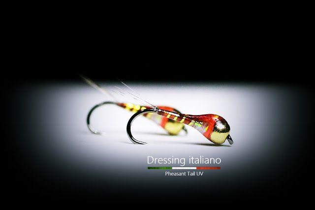 Dressing Italiano: Costruzione di una ninfa PHEASANT TAIL UV by Dress...