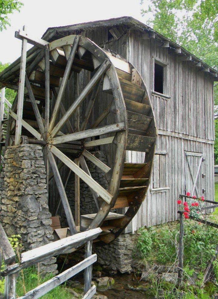 Water Wheel in Arkansas