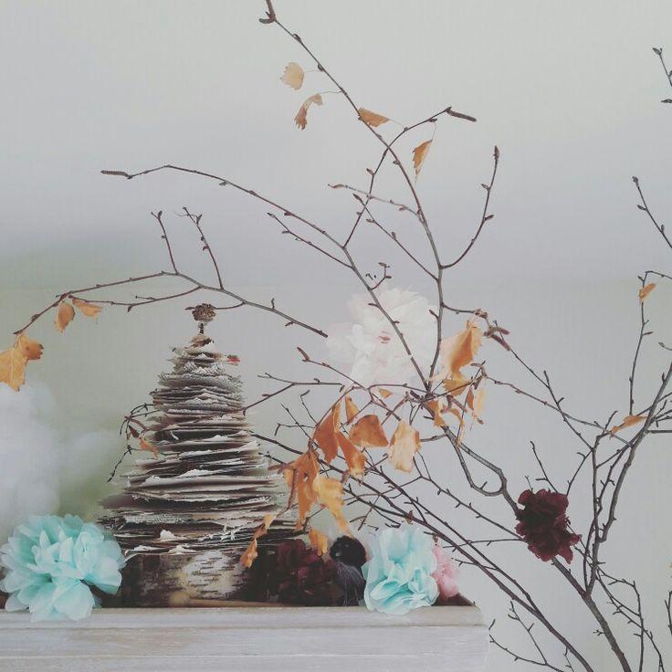 Douce foret Un arbre dans ma maison