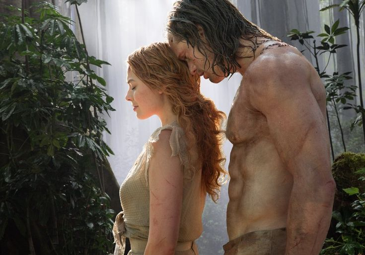 The Sex Scene in Legend of Tarzan Was Just as Rough IRL as on Screen