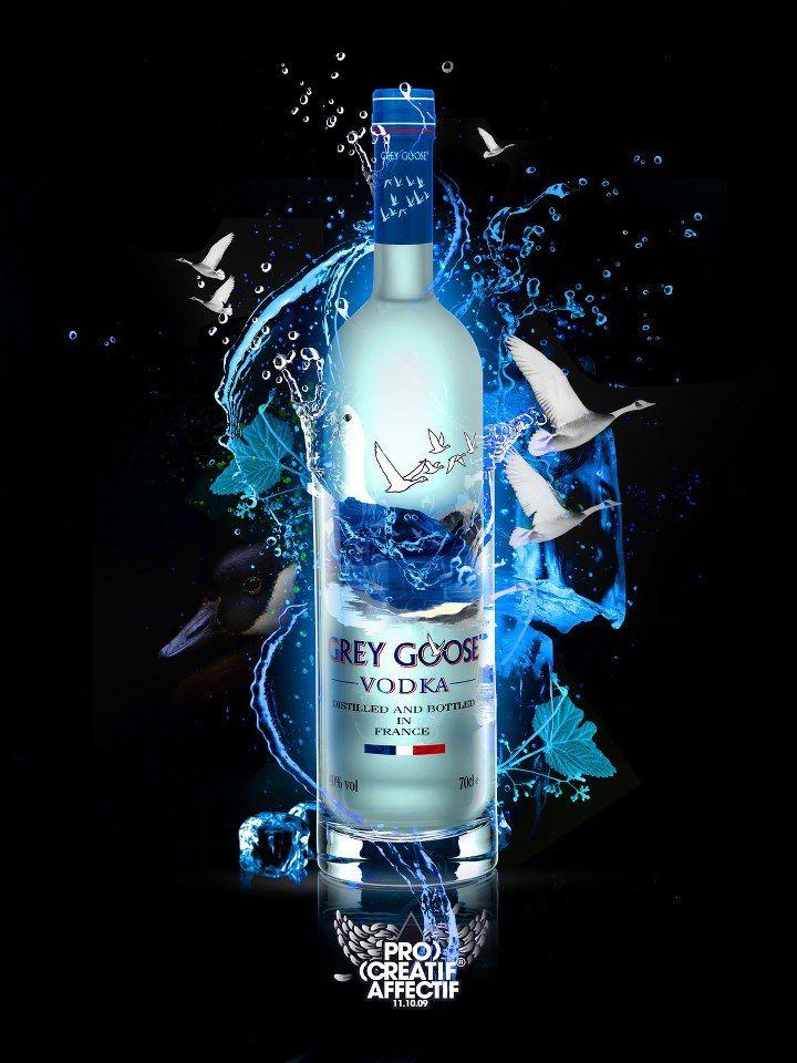 Vodka is a girl's best friend.
