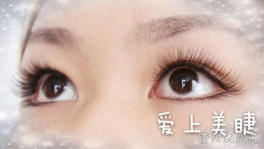 how to put permanent eyelashes