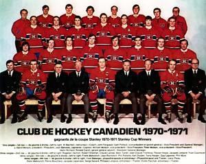 Monteal Canadiens 1970-1971