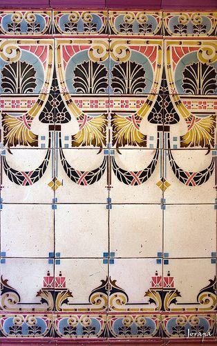 Tile | Barcelona