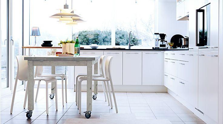 Strikt, elegant och praktiskt, det är Form i ett nötskal. Val av färg och beslag sätter en viss prägel på det färdiga kökets stil och karaktär, men hur du än väljer så ger Form ett strikt intryck.  Se mer av Form: http://www.tibrokok.se/vara-koksstilar/ovanligt-bra-koksstilar/form