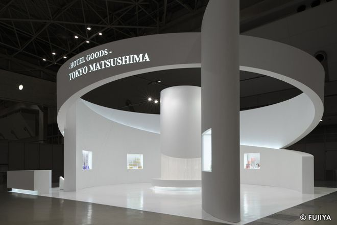 Exhibition Stand Circle : 「展示ブースのデザイン」のおしゃれアイデアまとめ|pinterest 展示スタンド、exhibition